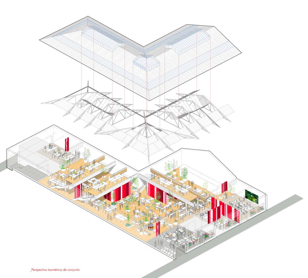 Centre Pour L'innovation Et La Biodiversite, Mejor Nota De Arquitectura