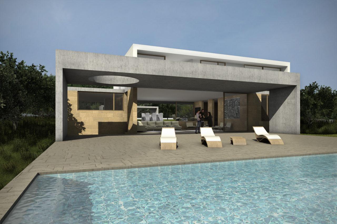 Maison D'architecte, Menorca