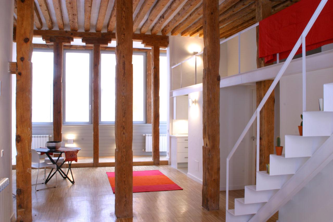 16 Appartements, Atocha Madrid