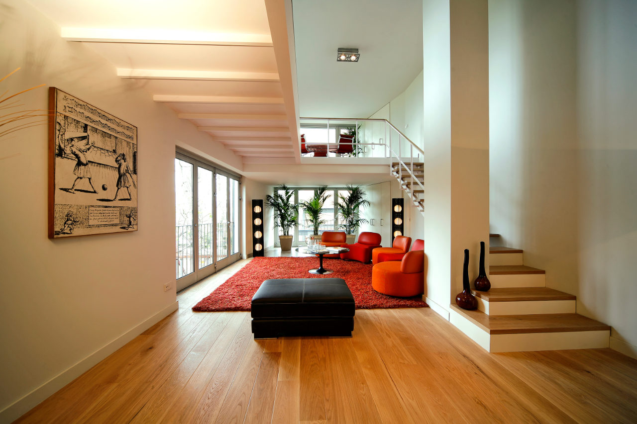 15 Lofts, Villaciergo (Madrid)