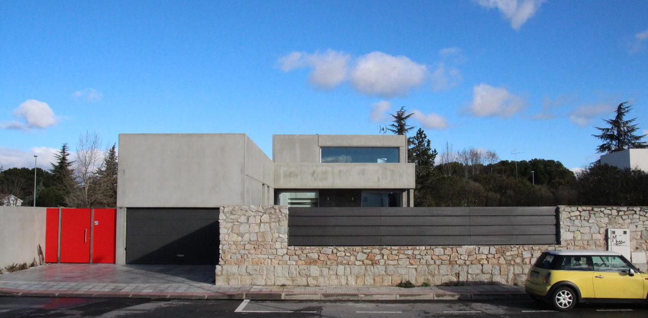 Maison Individuelle At, Villanueva Del Pardillo Madrid