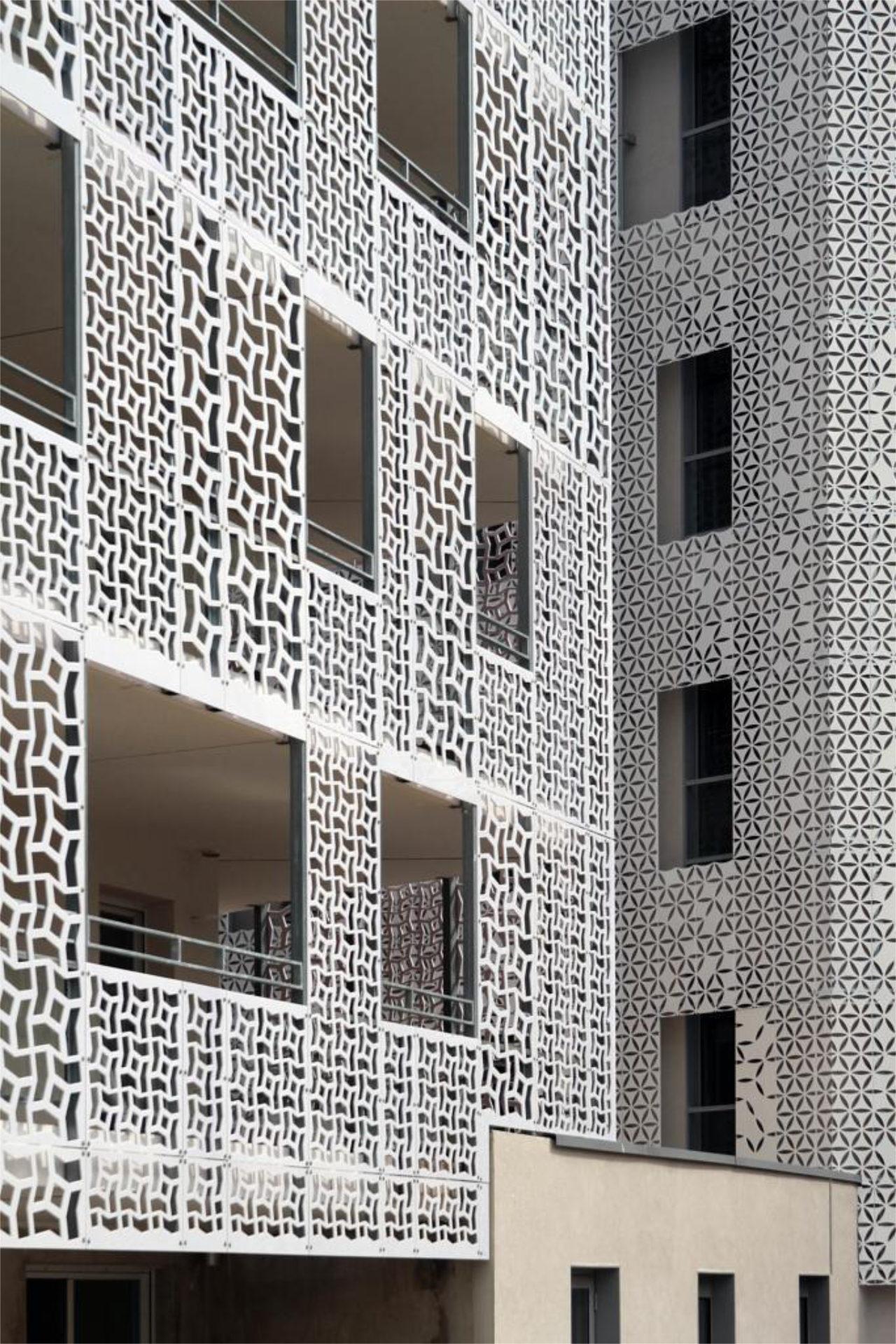 Residencial Naïa L'alhambra. Montpellier. France