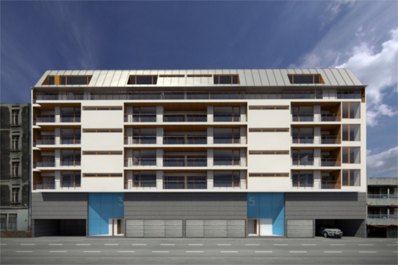 23 Apartments, Grenoble (France)