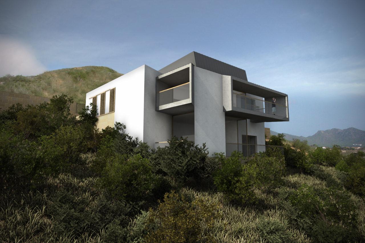 Maison D'architecte, Mallorca